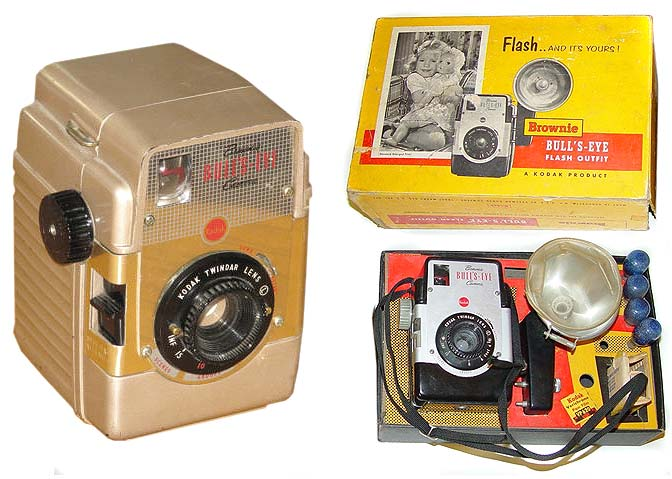 Kodak Brownie Bulls-Eye Camera