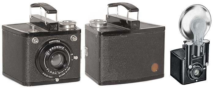 Kodak Brownie Flash Six-20 Camera