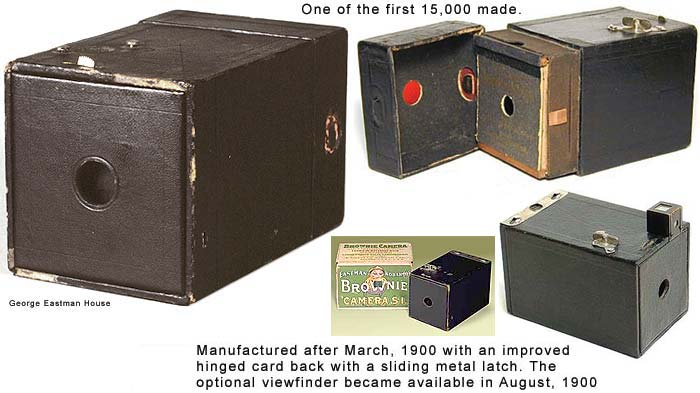 The Brownie Camera That Started It All!