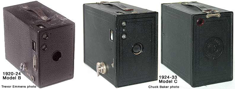 Kodak No.2A Brownie Camera