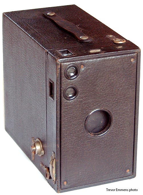 Kodak No.2C Brownie Camera
