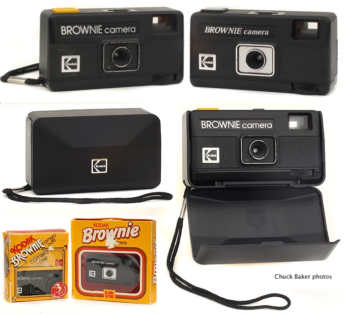 The Last Brownie Camera