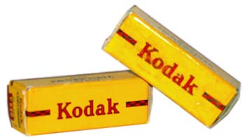 Find film for your Kodak Brownie camera.