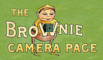 The Brownie Camera Page Logo